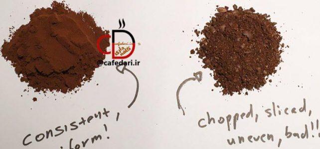 گرایندر قهوه – آسیاب قهوه